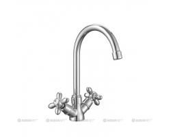 Смеситель для кухни Акванет/Aquanet Opera SD98905 187235 (хром глянец)
