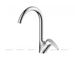 Смеситель для кухни Акванет/Aquanet Practic AF100-41С 216750 (хром глянец)