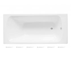 Ванна акриловая Акванет/Aquanet Roma 160х70 00204027
