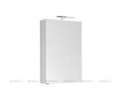 Зеркало-шкаф Акванет/Aquanet Рондо 60 60 см. 189163 (белое, камерино)