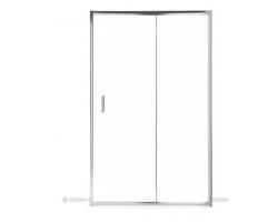 Дверь для душа Акванет/Aquanet SD-1400A 140 140х190 00209408 (прозрачное стекло)