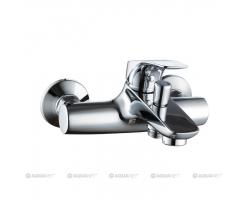 Смеситель для ванны Акванет/Aquanet Techno SD90881 187208 (хром глянец)