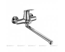 Смеситель для ванны Акванет/Aquanet Techno SD90889A 187213 (хром глянец)