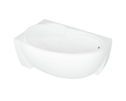 Ванна акриловая Акватек/Aquatek Бетта 150 150х95 см. (левая)