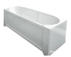 Ванна акриловая Акватек/Aquatek Лея 170 170х75 см.