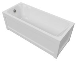 Ванна акриловая Акватек/Aquatek Мия 120 MIY120-0000001 120х70 см.