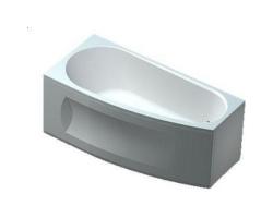 Ванна акриловая Акватек/Aquatek Пандора 160 160х75 см. (левая)