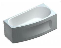 Ванна акриловая Акватек/Aquatek Пандора 160 160х75 см. (правая)