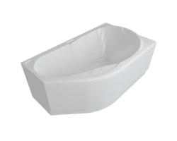 Ванна акриловая Акватек/Aquatek Таурус 170 170х100 см. (правая)