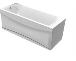 Ванна акриловая Акватек/Aquatek Альфа 170 170х70 см.