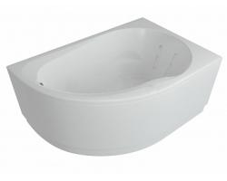 Ванна акриловая Акватек/Aquatek Вирго 150 150х100 см. (правая)