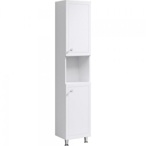 Пенал Aqwella Франческа 40 40 см. FR0504 (белый, напольный)