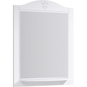 Зеркало Aqwella Франческа 75 75 см. FR0207 (белое)