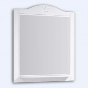 Зеркало Aqwella Франческа 85 85 см.FR0208 (белое)