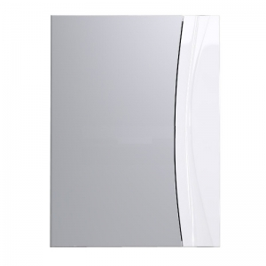 Зеркало-шкаф Aqwella Самба 50 50 см. Sam.04.05 (белое)