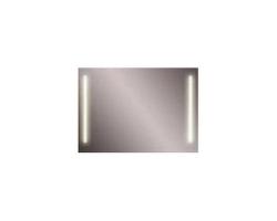 Зеркало Астра-Форм Альфа 90 880х700 (белый глянец, без полочки)