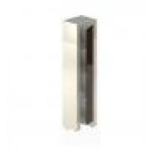 Пенал напольный Астра-Форм Лотус 450х336 (белый глянец, правый)