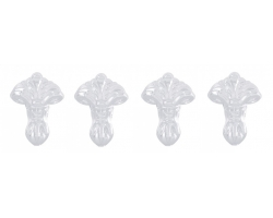Ножки для ванны Астра-Форм Ретро (белые)