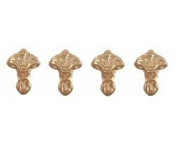 Ножки для ванны Астра-Форм Ретро (золото)