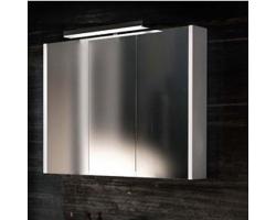 Зеркало-шкаф Астра-Форм Сити 70 702х700 (белый глянец)