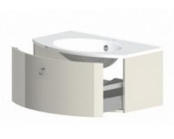 Тумба Астра-Форм Венеция 80 800х530 (белый глянец, один ящик)