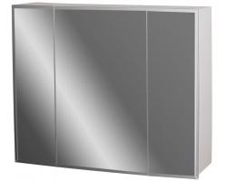 Зеркало-шкаф Астра-Форм 90 900х700 (белый глянец)
