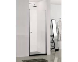 Дверь для душа Azario Alberta AZNK6211800 80х190 (прозрачное стекло, Easy clean)