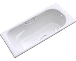 Чугунная ванна Azario Split 150x75