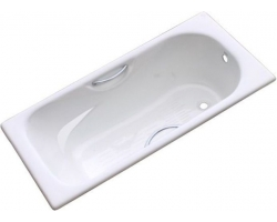 Чугунная ванна Azario Split 170x75