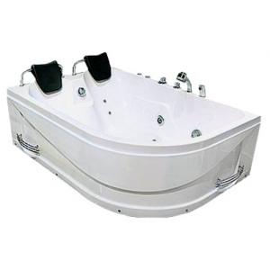 Ванна акриловая гидромассажная Loranto CS-806L 170x120 (левая)