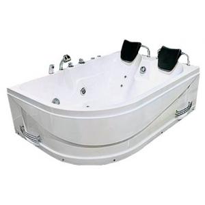 Ванна акриловая гидромассажная Loranto CS-806R 170x120 (правая)