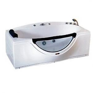 Ванна акриловая гидромассажная Loranto CS-832 R 168x90 (правая)