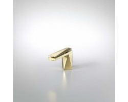 Смеситель для раковины Bravat Diamond F118102G-1-ENG (Golden)