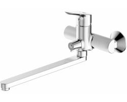 Смеситель для ванной Bravat Drop F64898C-L (хром глянец)
