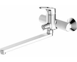 Смеситель для ванны Bravat Drop-D F648162C-01A (хром глянец)