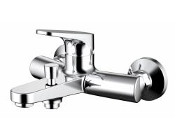 Смеситель для ванны Bravat Eler F6191238CP-01-RUS (хром глянец)