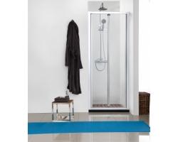 Дверь для душа Bravat Line BD100.4121A 100х200 (прозрачное стекло)