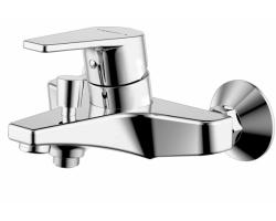 Смеситель для ванны Bravat Line F65299C-B-RUS (хром глянец, с душевым комплектом)