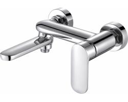 Смеситель для ванны Bravat Opal F6125183CP-01-RUS (хром глянец)