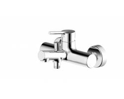 Смеситель для ванны Bravat Palace F6172217CP-01-RUS (хром глянец)
