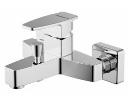 Смеситель для ванны Bravat Riffle F672106C-01 (хром глянец)
