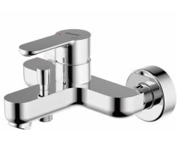 Смеситель для ванны Bravat Stream F63783C-01A (хром глянец)
