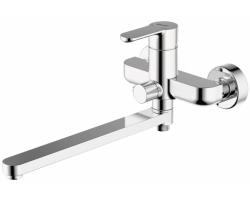 Смеситель для ванны Bravat Stream F63783C-L (хром глянец)