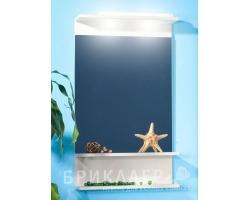 Зеркало Бриклаер Чили 55 (светлая лиственница)