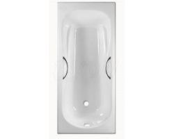 Чугунная ванна Byon 15 170x75 с ручками V0000226