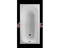 Чугунная ванна Castalia 120x70 Н0000006