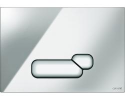 Клавиша для инсталляции Cersanit Actis BU-ACT/Cg (хром глянец, для инсталляции Cersanit Leon New и Cersanit Linc Pro)