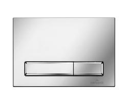 Клавиша для инсталляции Cersanit Blic BU-BK/Cg (хром глянец, для инсталляции Cersanit Hi-Tec)