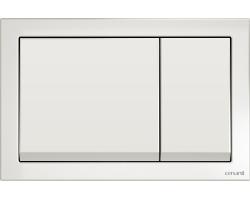 Клавиша для инсталляции Cersanit Enter BU-ENT/Wh (белая, для инсталляции Cersanit Leon New и Cersanit Linc Pro)