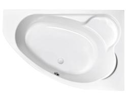 Ванна акриловая Cersanit Kaliope 153 WA-KALIOPE*153-R 153x100 (правая)
